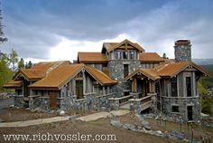 my colorado dream house...one day...