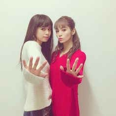 E-girls Happiness Flower 土橋楓 佐藤晴美 ツインタワー