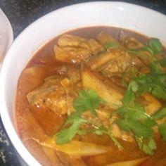 Easy Delicious Chicken Curry recipe