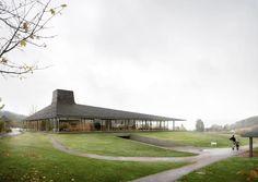 Durisch + Nolli · Clubhaus Golfpark, Nuolen