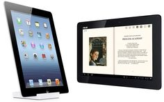 New iPad and Asus Transformer Prime  Want to win an iPad 3? Today is your lucky day!  http://bit.ly/GVJKFR  Sign up for a chance to win one!