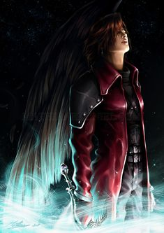 ff7: Genesis Rhapsodos by ~MathiaArkoniel on deviantART