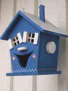 Why Build a Bird Aviary? Bird Houses Painted, Bird Houses Diy, Fairy Houses, Bird House Plans, Bird House Kits, Bird House Feeder, Bird Feeders, Bird Aviary, Bird Boxes