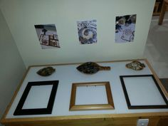 Light table provocation