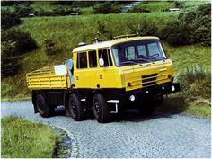 Facebook Semi Trailer, Classic Trucks, Cool Trucks, Czech Republic, Motor Car, Cars And Motorcycles, Jeep, Transportation, Automobile