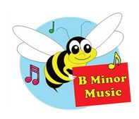 B Minor Music Logo