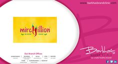 Heartiest Congratulations to #Mirchillion - A Spice Brand for their #brand#logo created by us. — at Barkha's Brand Clinic.