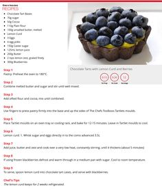 Amazing recipe from Chef's Toolbox. I am so going to try these!