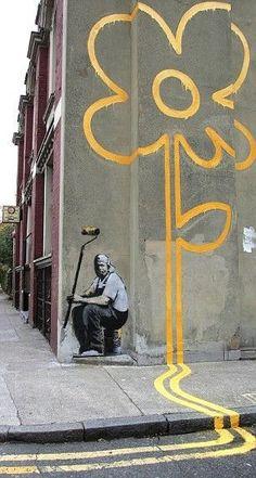 Banksy NYC Street Art