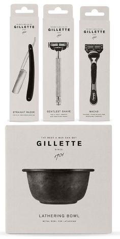 Graphic _ Gilette