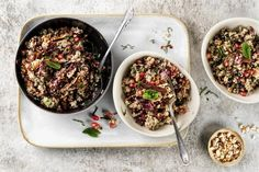 Try Winter couscous by FOOBY now. Or discover other delicious recipes from our category Vegan. Cooking With Kids, Cooking Time, Valeur Nutritive, Mint Candy, Candied Nuts, White Wine Vinegar, Pomegranate Seeds, Food Trends, Lactose Free