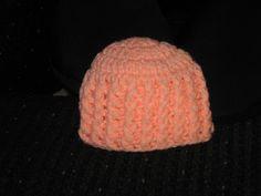10 Minute Crochet Preemie Hat | TEENY TINY TREASURES: 10 Minute Crochet Preemie Hat