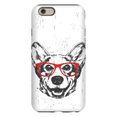 Gifts and presents for dog lovers, nerds, creatives. Presents For Dog Lovers, Dog Phone, Corgi Dog, Book Lovers, Best Dogs, Nerd, Phone Cases, Ink, Creative