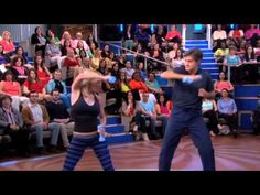 8 minutes to change your life with Trancy Anderson and Dr. Oz   http://youtu.be/J4sL3YWAmz8