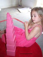 "Montessori ""En Ce Nid"": Tutos fabrication matériel Montessori"