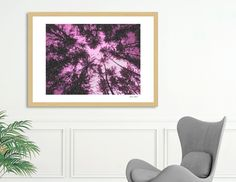 Discover «arboles pixel», Limited Edition Fine Art Print by Paula Pulido - From 27€ - Curioos