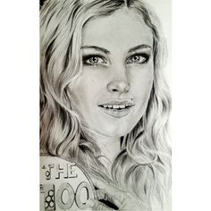 Eliza Taylor by Natalia Support the artist on: instagram / twitter