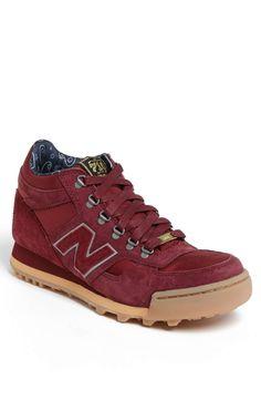 New Balance 'Herschel Supply Co. - 710' Sneaker (Men) | mens sneakers | mens red sneakers | gifts under $100 | mens style | mens fashion | menswear | wantering http://www.wantering.com/mens-clothing-item/new-balance-herschel-supply-co-710-sneaker-men/af4oq/