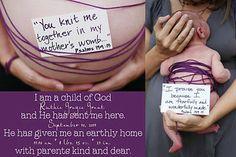 Maternity Picture idea