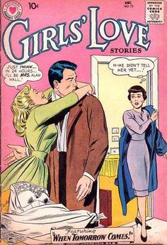 Girls' Love Stories #75 (Issue)