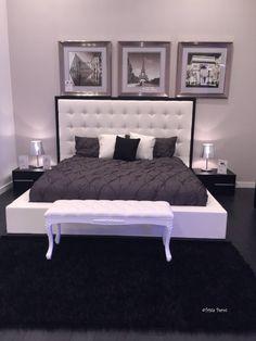 Home Interior Apartment .Home Interior Apartment Home Decor Bedroom, Living Room Decor, Bedroom Ideas, White Bedroom Decor, Condo Living, Bedroom Lamps, Bedroom Inspo, Bedroom Designs, Bedroom Apartment