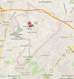 Huntingdon Valley, PA would be an example of where our target market lives. Holding one of the highest living standards in the Greater Philadelphia area, a high class, wealthy mother would live here and come into the city to shop.
