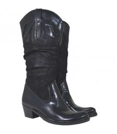 Leather Boots, Bootie Boots, Biker, Booty, Collection, Shoes, Fashion, Moda, Swag