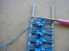 Firkete işi  could you make a super nice fork for hairpin lace and lucet cords?