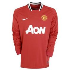 4e7d8fbed52 Manchester United Home Shirt 2011 12 Jersey Outfit