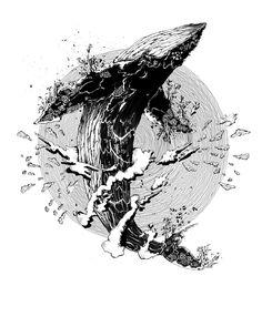 soundgarden poster tour 2013 by Domingo Reyes, via Behance