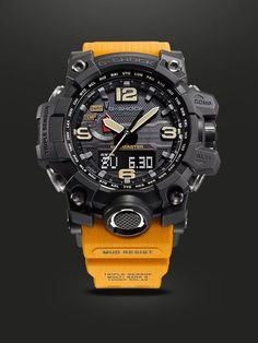 MUDMASTER - G-SHOCK - CASIO ☼ Pinterest policies respected.( *`ω´) If you don't like what you see❤, please be kind and just move along. ❇☽
