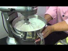 Easy Swiss Meringue Buttercream by www SweetWise com - YouTube