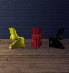meinkatzcreations   Her Chair
