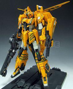 Painted Build: Neo Grade 1/100 Gray Wolf's Zeta Gundam - Gundam Kits Collection News and Reviews