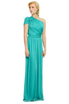 Romanian Sea Goddess Gown