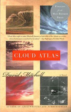 cloud atlas, david mitchell