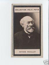 OCTAVE FEUILLET Writer France 1908 FELIX POTIN CARD