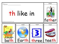 collection of phonic flip books (free printables)