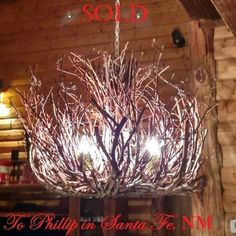Cha-Ching!  Sold this Kinkaid today to Phillip in Santa Fe NM!  #grapevine #twig #chandelier #lighting #home #decor #etsyshop #etsyseller #interiordeign #fixtures http://ift.tt/2jGDZFU