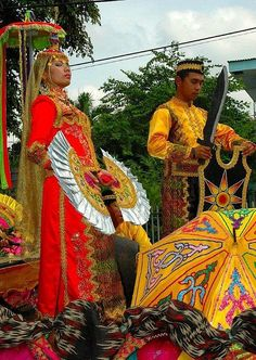 The Mindanao, the last tribes, Lake Lanao, Philippines