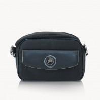 Jill-e Designs black microfiber compact system camera bag