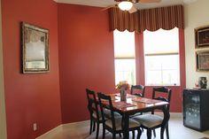 benjamin moore persimmon 2088 40 rooms i luv pinterest benjamin. Black Bedroom Furniture Sets. Home Design Ideas