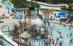 Splash! Waterpark - great place to take the kids