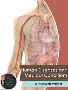 Les maladies humaines - projet de recherche (Research Project on Human Diseases) Human Body Systems, Research Projects, Medical Conditions, Conditioner, Store, Ontario, Student, Healthy, Systems Of Human Body
