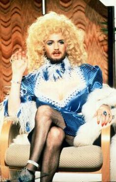 "Looks stupid - but Kenny Everett pushed so many boundaries - this character was called 'Cupid stunt ' - this was an anagram - work it out ! but it was all done in the ""best possible taste"" British Comedy, English Comedy, British Humor, Kenny Everett, First Tv, Vintage Tv, Teenage Years, Classic Tv, My Memory"