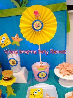 Bob Esponja Birthday Party Ideas   Photo 4 of 13