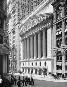 nyc 1904- stock exchange