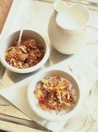 Barefoot Contessa - Recipes - Homemade Granola