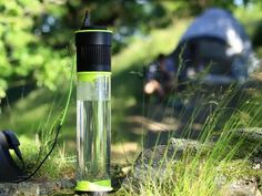 This Water Bottle Refills Itself From Moisture in the Air - The Fontus is a gadget for adventurers and potentially a way to help people living regions where water is scarce