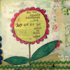 a joy-filled spiritual awakening + brand new art!